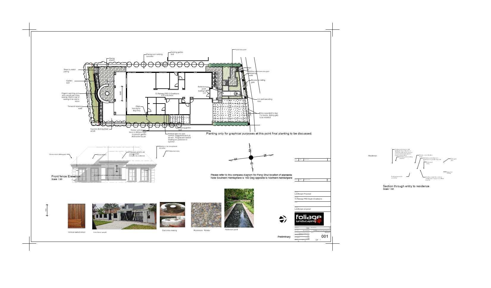 Chadston Project Design