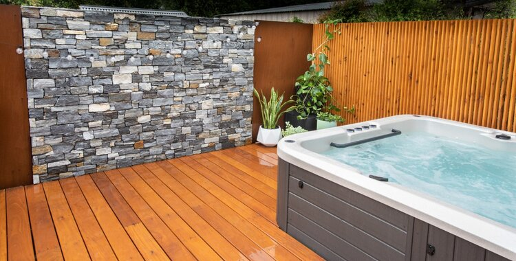 After Swim Spa Project